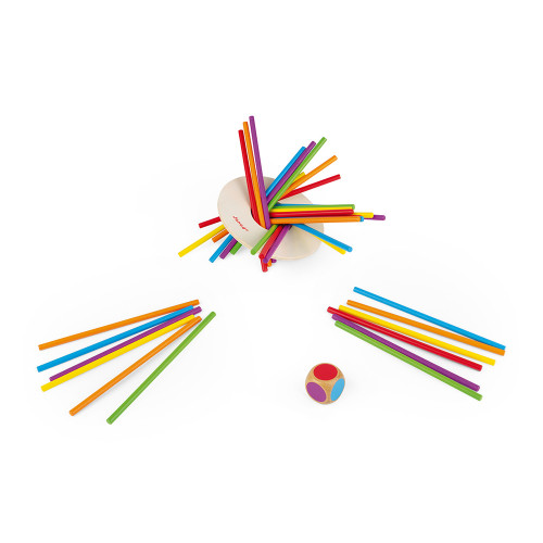 Jeu d'Adresse - Crazy Sticks (bois)