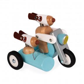 Spirit Sidecar Philip (legno)
