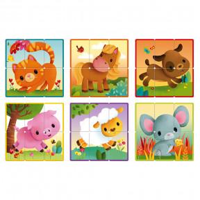 Jeu d'Association - Puzzle Party (carton)