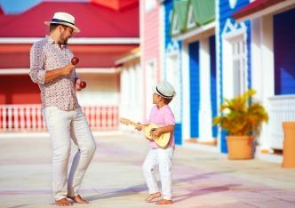 Dansez, chantez et rythmez-vous en famille !!