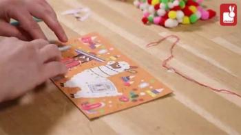 Set Créatif Pompons Lamas