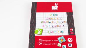 Magneti'Book Alfabeto Francese