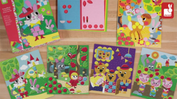 Felt Stickers Once Upon a Time