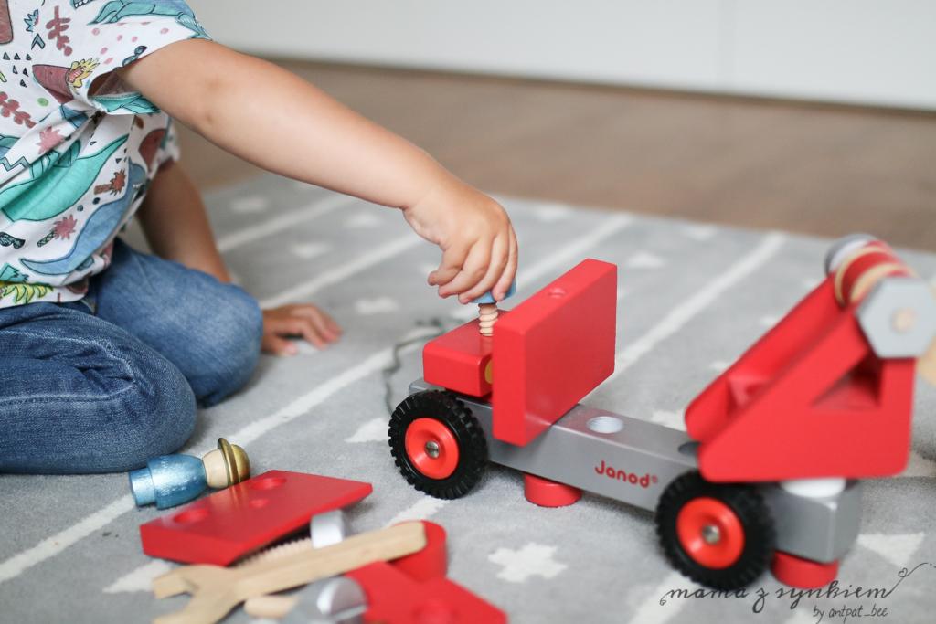 Un mécano pour favoriser le développement cognitif des enfants