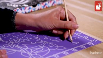 Kit Créatif – Scratch Art Phosphorescent