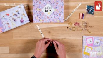 Kit Créatif – Bijoux Fioles de Fées