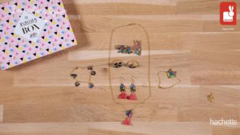 Kit Créatif – Bijoux Plastique Fou Geometrix