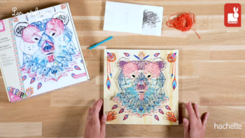 String Art Animal Pictures