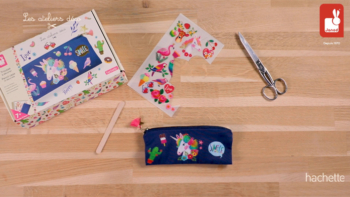 Creative Kit – Decorate-it-Yourself pencil case