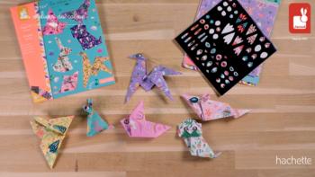 Creative Kit – Origami Animals
