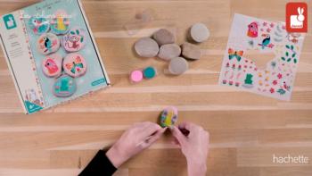 Kit Créatif – Galets à Décorer