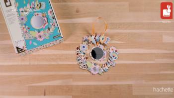 Kit Créatif – Porte-bijoux à Décorer