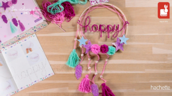 Kit Créatif – Suspension Lumineuse Happy