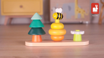 Forest Stacking Toy – In partnership with WWF®