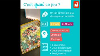 Carrousel Multi-Games Box Set