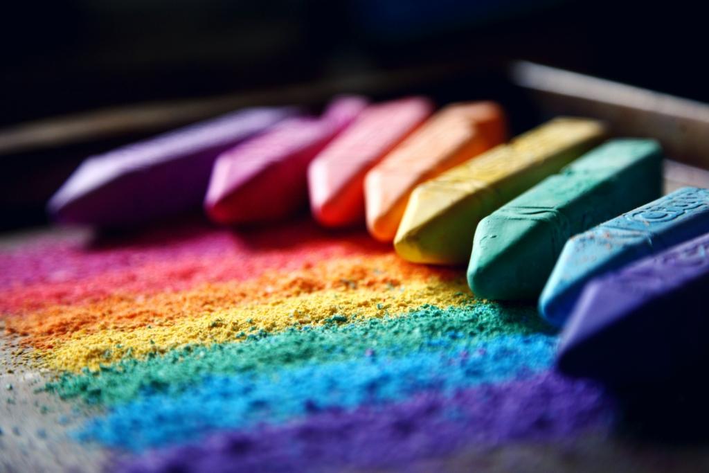 Préhension, coordination, organisation et catégorisation : les mille et un atouts du « Tri des couleurs »