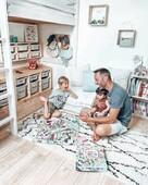 Good family vibes  Autour d'un jeu de société, ici notre jeu
