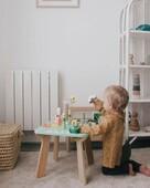🐑 Un concentré de douces activités ! 🐔🐝  Les plus petits vont adorer jouer s'éveiller et grandir avec cette jolie table d'activités Jolie Prairie, aux décors champêtres et sauvages ! Motricité fine, dextérité, concentration et coordination seront requises ;)  Vive la découverte, vive le jeu !  📸 @ameliebriaucourt   #janod #jeux #jouets #jouetsenbois #imiter #partager #echanger #jouer #grandir #bienveillance #confiancenesoi #explorer #grandirparlejeu #éveilparlejeu #grandirenjouant #pouvoirdujeu #fairegrandir #superpouvoirdesjeux #tableactivites #multiactivitebebe #activitesbebe #motricité #motricitefine